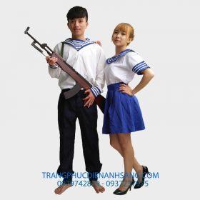 Trang phục hóa trang Hải Quân Việt Nam
