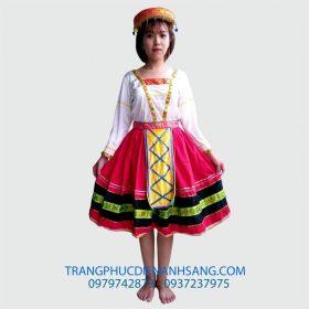 Cho thuê trang phục dân tộc H'Mông ở tphcm