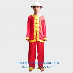 Trang phục Lính Tây Sơn