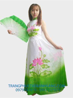 trang phục múa sen
