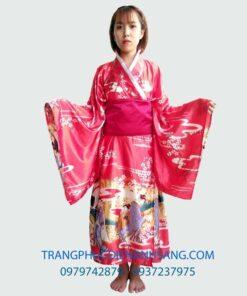 Cho thuê kimono ở tphcm