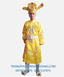 thuê trang phục vua ở tphcm