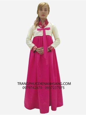 thuê đồ hanbok ở tphcm