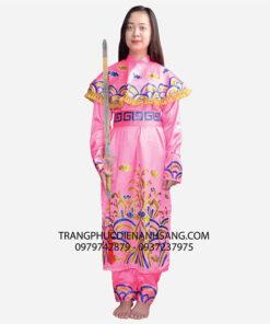 bán và cho thuê trang phục nữ tướng quân