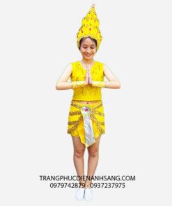 Cho thuê trang phục múa apsara campuchia
