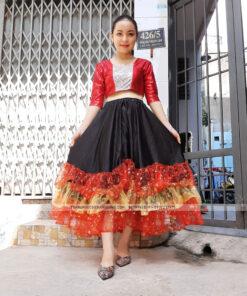 thuê trang phục nhảy flamenco tphcm