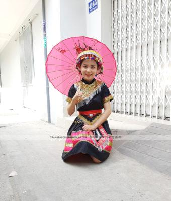 Cho thuê trang phục dân tộc H'Mông tphcm