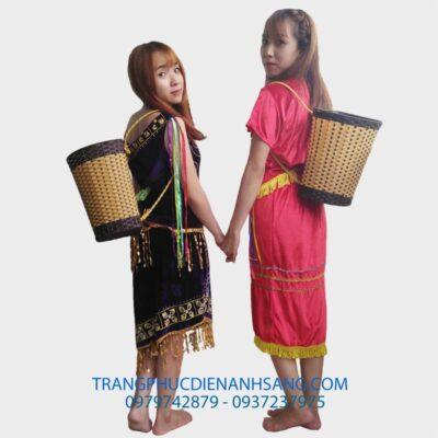 Cho thuê trang phục dân tộc tây nguyên ở tphcm