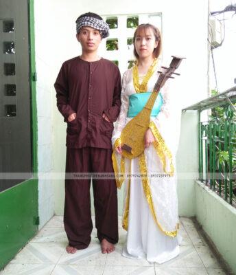 Mẫu trang phục Hằng Nga cho thuê quận Tân Phú