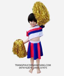 Cho thuê trang phục cheerleading ở tphcm