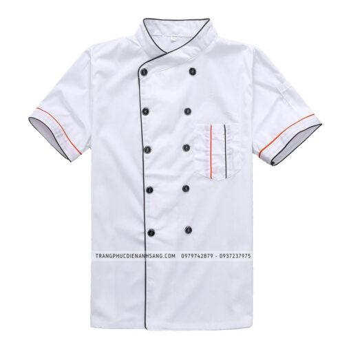 bán áo đầu bếp tphcm giá rẻ