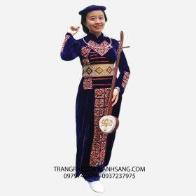 Trang phục nữ của dân tộc Tày