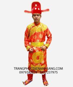 bán trang phục thần tài