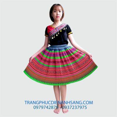 Cho thuê trang phục dân tộc tphcm