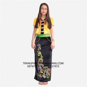 Cho thuê trang phục dân tộc Thái ở tphcm