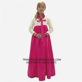 Trang phục Hanbok của nữ - Hàn Quốc