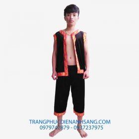 Mẫu trang phục Nam dân tộc H'Mông - Mèo