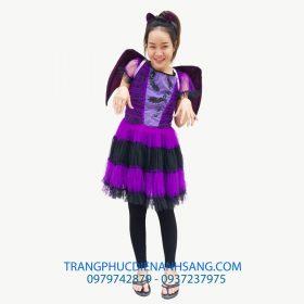 Mẫu trang phục biểu diễn Halloween