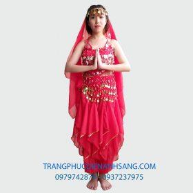 Đồ múa Ấn độ - Múa bụng - Múa Belly dance
