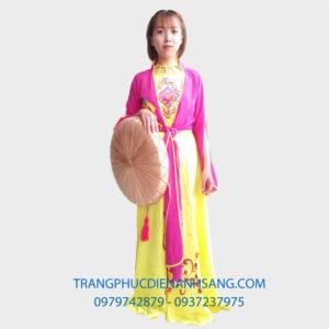 Cho thuê trang phục biểu diễn quận Tân Phú