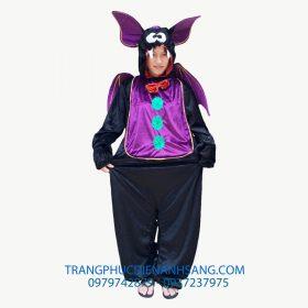 Trang phục hóa trang Halloween - Thú hở mặt dơi