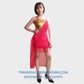 Bộ đầm nhảy hiện đại của nữ