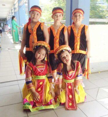 Cho thuê trang phục múa dân tộc ở tphcm